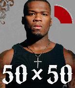 Cover-Bild zu 50 X 50 von CENT, 50