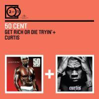 Cover-Bild zu 2 For 1: Get Rich Or Die Tryin'/Curtis von 50 Cent (Komponist)
