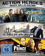 Cover-Bild zu Action Heroes - Bruce Willis Edition von Action Heroes - Bruce Willis Edition (Schausp.)
