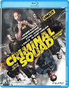 Cover-Bild zu Criminal Squad F Blu Ray von Christian Gudegast (Reg.)