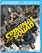Cover-Bild zu Criminal Squad Blu Ray von Christian Gudegast (Reg.)