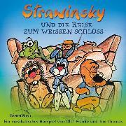 Cover-Bild zu Strawinsky und die Reise zum Weißen Schloss (Audio Download) von Thomas, Tim