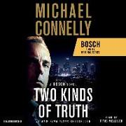 Cover-Bild zu Two Kinds of Truth von Connelly, Michael