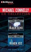 Cover-Bild zu Michael Connelly CD Collection 1: The Black Echo, the Black Ice von Connelly, Michael