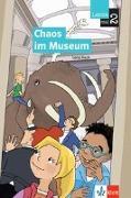 Cover-Bild zu Chaos im Museum von Hach, Lena