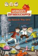Cover-Bild zu Der verrückte Erfinderschuppen von Hach, Lena