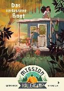 Cover-Bild zu Mission Hollercamp Band 2 - Das verlassene Boot (eBook) von Hach, Lena