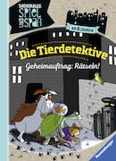 Cover-Bild zu Die Tierdetektive von Richter, Martine