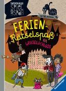 Cover-Bild zu Ferien-Rätselspaß im Gruselschloss von Richter, Martine