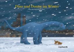 Cover-Bild zu Dino und Donny im Winter von Kost, Mena