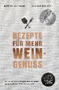 Cover-Bild zu Rezepte für mehr Weingenuss von Ehrlich, Dagmar