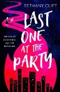 Cover-Bild zu Last One at the Party (eBook) von Clift, Bethany