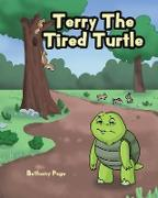 Cover-Bild zu Terry The Tired Turtle (eBook) von Page, Bethany