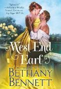 Cover-Bild zu West End Earl (eBook) von Bennett, Bethany
