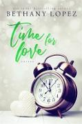 Cover-Bild zu Time for Love Series (eBook) von Lopez, Bethany