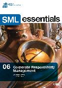 Cover-Bild zu Corporate Responsibility Management (eBook) von Brand, Fridolin S.