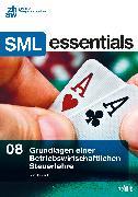 Cover-Bild zu Grundlagen einer Betriebswirtschaftlichen Steuerlehre (eBook) von Hanebrink, Jens