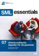 Cover-Bild zu Arbeitsrechtliche Aspekte für Vorgesetzte von Steiger-Sackmann, Sabine