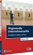 Cover-Bild zu Angewandte Unternehmensethik (eBook) von Schüz, Mathias