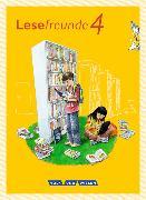 Cover-Bild zu Lesefreunde 4. Schuljahr. Neubearbeitung 2015. Lesebuch mit Lernentwicklungsheft. östliche BL,BE von Gutzmann, Marion