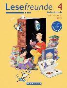 Cover-Bild zu Lesefreunde 4. Schuljahr. Zu allen Ausgaben. Arbeitsheft mit Lernstandsseiten von Granz, Kerstin