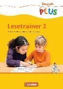 Cover-Bild zu Deutsch Plus - Lesetrainer 2. Schuljahr. Arbeitsheft von Gutzmann, Marion