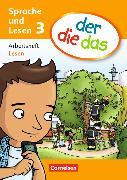 Cover-Bild zu der die das - Sprache und Lesen 3. Schuljahr. Lesen. Arbeitsheft von Gutzmann, Marion