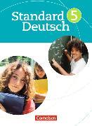 Cover-Bild zu Standard Deutsch 5. SJ. Schülerbuch von Batyko, Simone
