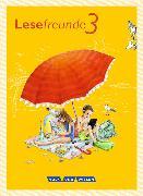 Cover-Bild zu Lesefreunde 3. Schuljahr. Neubearbeitung 2015. Lesebuch mit Lernentwicklungsheft. östliche BL,BE von Gutzmann, Marion