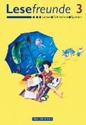 Cover-Bild zu Lesefreunde 3. Schuljahr. Ausgabe 2004. Lesebuch von Hoppe, Irene