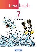 Cover-Bild zu Lesebuch 7. Schuljahr. Neue Ausgabe. Lesetraining. Arbeitsheft. BE von Döring, Bärbel