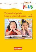 Cover-Bild zu Lernstandserhebungen Arbeitsheft mit Lösungen von Gutzmann, Marion