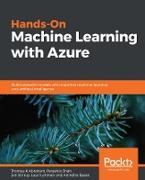 Cover-Bild zu Hands-On Machine Learning with Azure (eBook) von Abraham, Thomas K