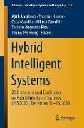 Cover-Bild zu Hybrid Intelligent Systems (eBook) von Castillo, Oscar (Hrsg.)