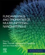 Cover-Bild zu Fundamentals and Properties of Multifunctional Nanomaterials (eBook) von Thomas, Sabu (Hrsg.)
