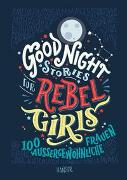 Cover-Bild zu Favilli, Elena: Good Night Stories for Rebel Girls