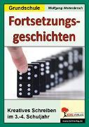Cover-Bild zu Fortsetzungsgeschichten in der Grundschule (eBook) von Wertenbroch, Wolfgang