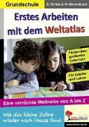 Cover-Bild zu Erstes Arbeiten mit dem Weltatlas (eBook) von Richter, Birgit