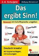 Cover-Bild zu Das ergibt Sinn! (eBook) von Wertenbroch, Wolfgang