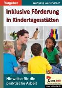 Cover-Bild zu Inklusive Förderung in Kindertagesstätten (eBook) von Wertenbroch, Wolfgang