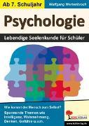 Cover-Bild zu Psychologie (eBook) von Wertenbroch, Wolfgang
