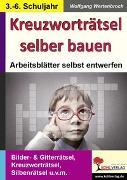 Cover-Bild zu Kreuzworträtsel selber bauen (eBook) von Wertenbroch, Wolfgang