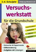 Cover-Bild zu Versuchswerkstatt für die Grundstufe (eBook) von Wertenbroch, Wolfgang