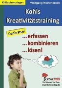 Cover-Bild zu Kohls Kreativitätstraining (eBook) von Wertenbroch, Wolfgang