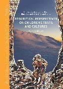 Cover-Bild zu Ecocritical Perspectives on Children's Texts and Cultures (eBook) von Guanio-Uluru, Lykke (Hrsg.)
