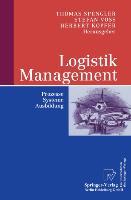Cover-Bild zu Logistik Management von Spengler, Thomas (Hrsg.)