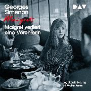 Cover-Bild zu eBook Maigret verliert eine Verehrerin