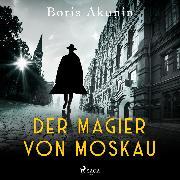 Cover-Bild zu eBook Der Magier von Moskau