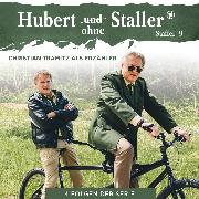 Cover-Bild zu eBook Hubert ohne Staller (Staffel 9.1)