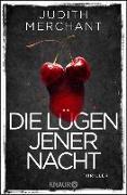 Cover-Bild zu Die Lügen jener Nacht (eBook) von Merchant, Judith